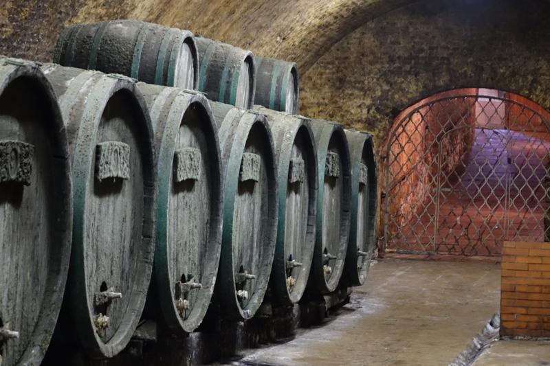 Vinný sklep v Lechovicích